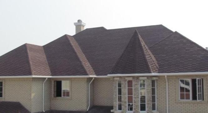 沥青瓦与屋顶结构